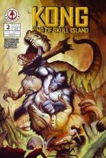 Остров черепа: Кровь Кинг-Конга
