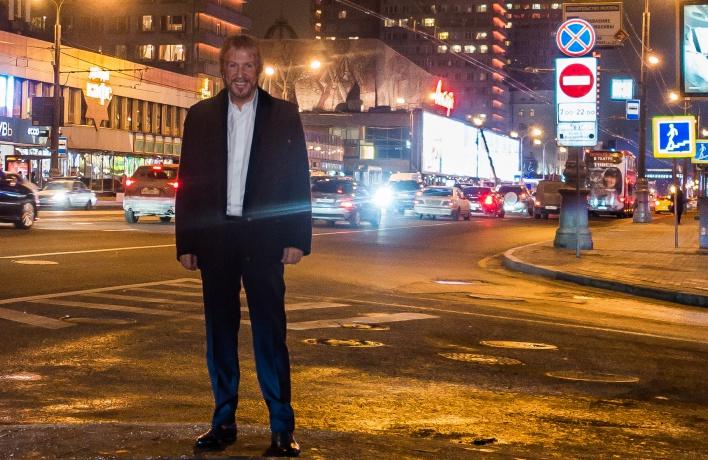 Это мой город: Андрей Деллос