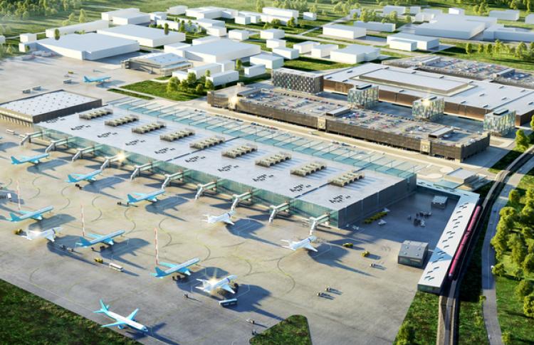 Аэропорт «Раменское» откроют 15 марта