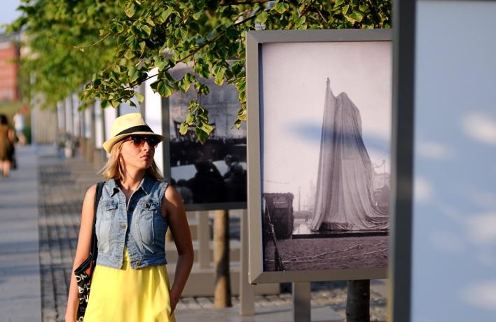 12 лучших музеев города проведут выставки в парке «Музеон»