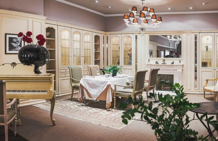 Самые романтичные рестораны Москвы