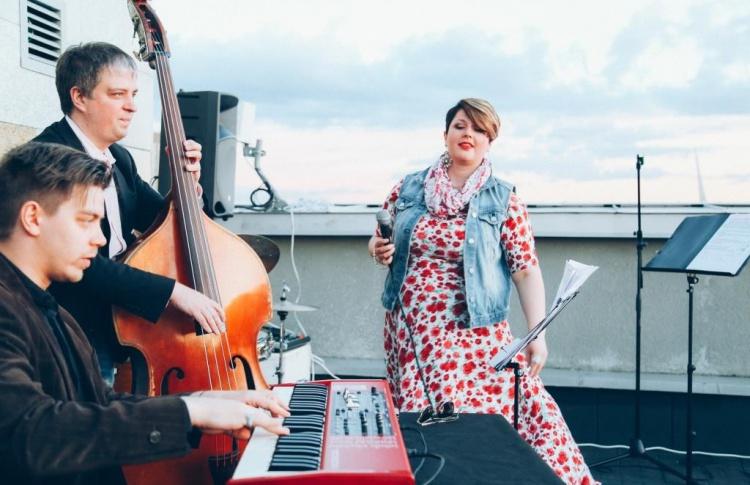 Джаз-бэнд Марины Волковой с программой «Посвящение Мишелю Леграну»