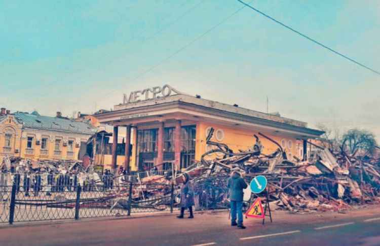 В Госдуме предложили выплатить компенсации за снос павильонов в Москве