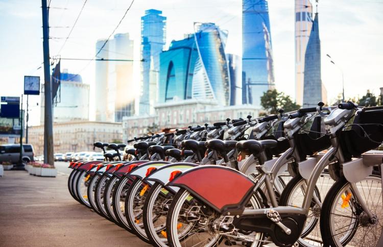 Велопарковки начнут устанавливать по заявкам жителей