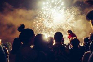 Во вторник в Москве запустят 10 тысяч фейерверков