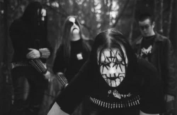 Концерт группы Nargaroth