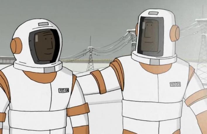 Номинированный на«Оскар» мультфильм Константина Бронзита выйдет впрокат вначале весны