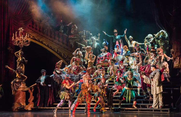 «Призрак Оперы» — 30 лет мирового триумфа!