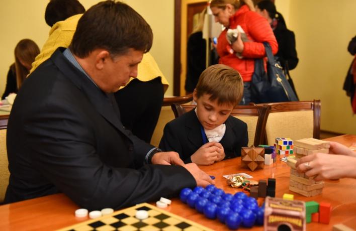 Интеллектуальный праздник для детей и их родителей в il FORNO на Кутузовском проспекте
