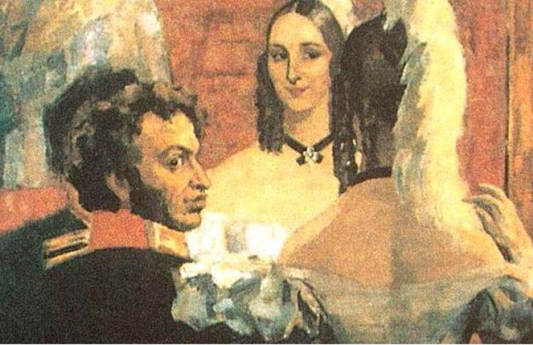 Супруги с именами Александр и Наталья смогут сегодня бесплатно посетить квартиру А.С. Пушкина
