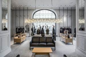 В Москве открылся флагманский бутик Valentino