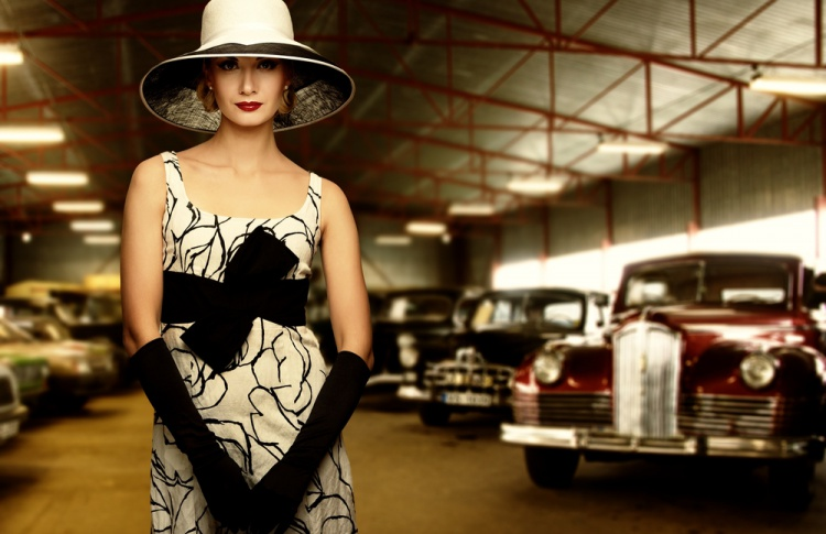 Выставка «Платья и автомобили» откроется в Музее Москвы 20 февраля
