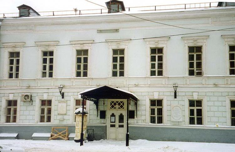 Учебный театр ВТУ им. М. С. Щепкина