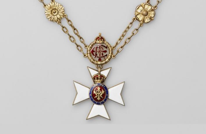 Британская королевская семья передаст Оружейной палате Викторианскую цепь Николая II
