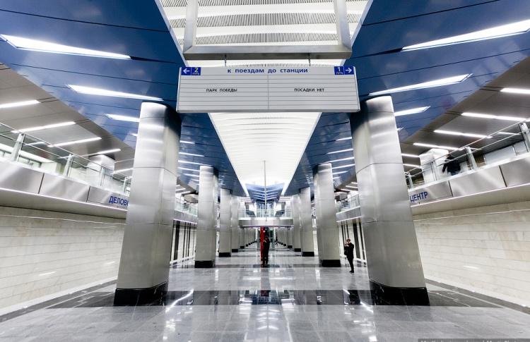 В этом году запустят новый участок метро
