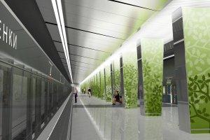 «Желтая» ветка вырастет на три станции до конца этого года