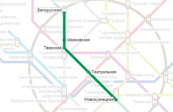 Участок Замоскворецкой линии метро закроют на сутки