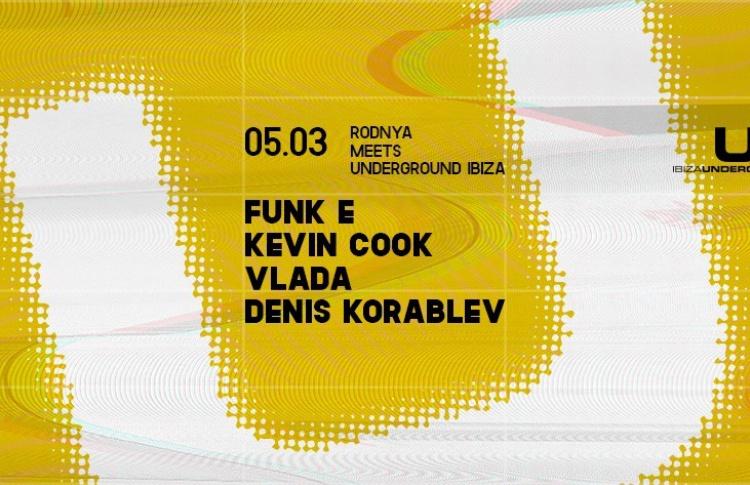Rodnya meets Underground Ibiza