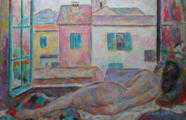 Выставка по мотивам сборника новелл Д. Рубиной «Окна»