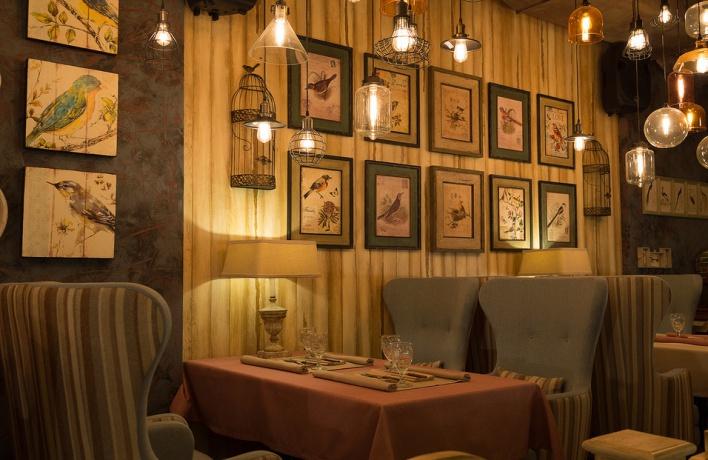 В Новой Москве открылся ресторан «Птицы и пчелы»