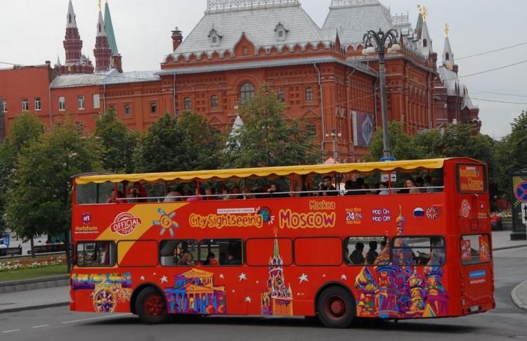 В центре Москвы появятся двухэтажные электробусы