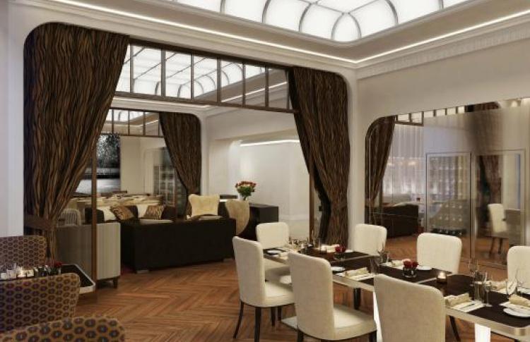 Лучшие рестораны и бары при отелях