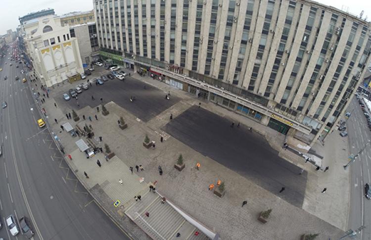 Пользователи «Активного гражданина» придумали, что поставить на месте снесенного «самостроя»