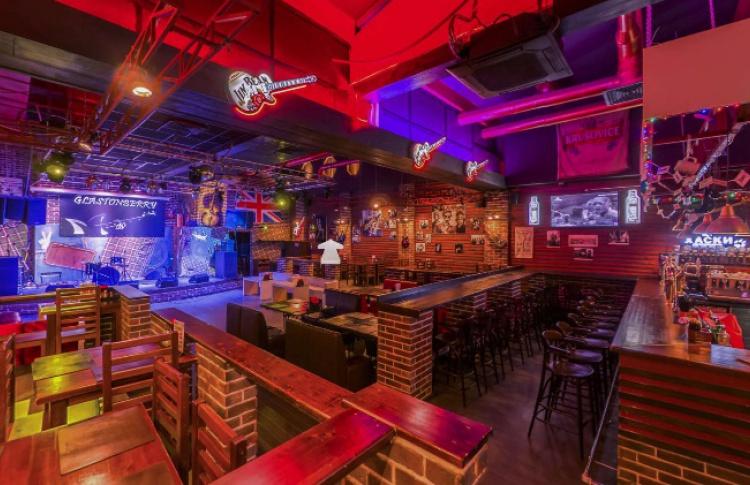 Glastonberry Pub