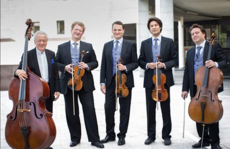 Праздничный концерт солистов оркестра «Виртуозы Москвы» в Шоколадном лофте