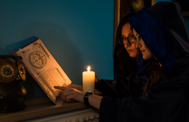 Квест «Гарри Поттер и самая тайная комната»