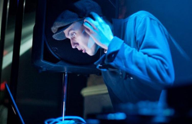 «Future Shock»: DJ Dolshchik