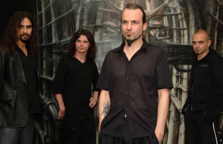 Швейцарские металлисты в клубе Volta
