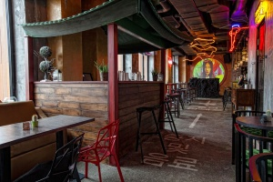 На Трехгорке открылся бар Koba