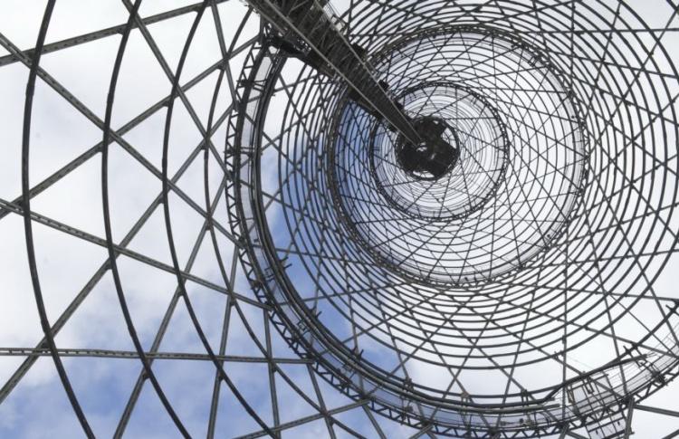 Шуховскую башню починили