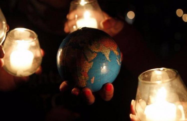 «Час Земли» пройдет в Санкт-Петербурге