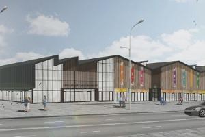 На «Багратионовской» построят современный двухэтажный рынок