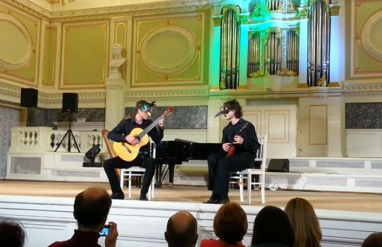 Концерт «Галантный Бах»