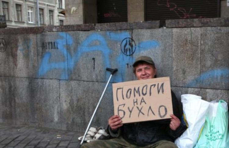 Московские бомжи помолодели на 10 лет
