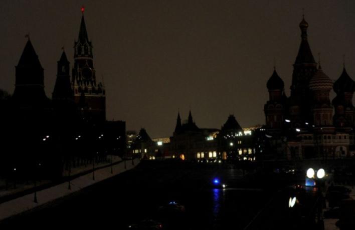 В «Час Земли» подсветку отключат более тысячи зданий