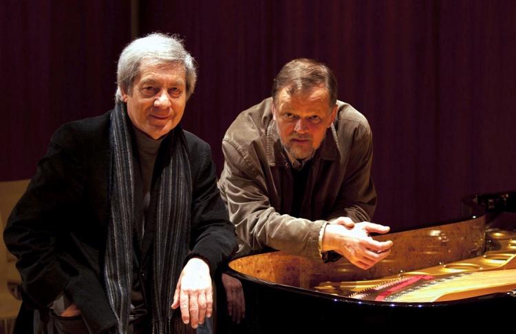 «Два рояля. Порги и Бесс.»