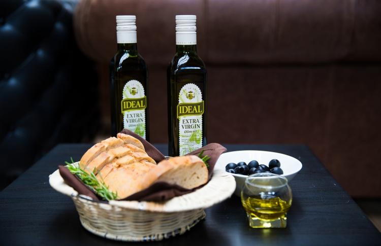 Оливковое масло Ideal – качество и польза в каждой капле