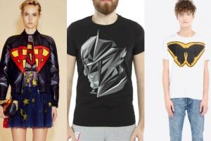 «Бэтмен против Супермена»: Valentino и «Твое» выпустили лимитированные коллекции