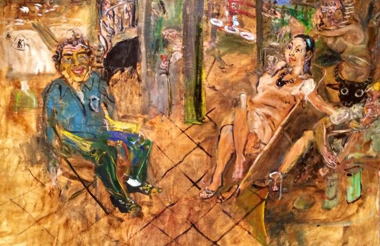 Натта Конышева. Из коллекции Максима Егорова и Елены Комаренко