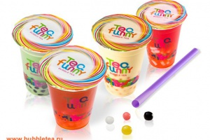 Tea Funny Bubble Tea