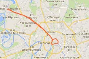 Троллейбусы на Тверской больше ходить не будут