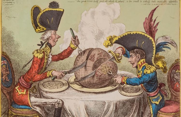 Анатомия смеха. Английская карикатура XVIII-первой трети XIX века
