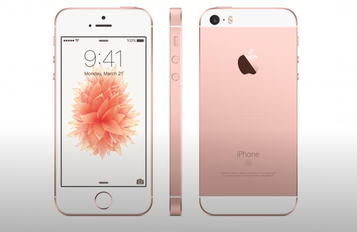 Новый iPhone SE будет стоить 37 990 рублей