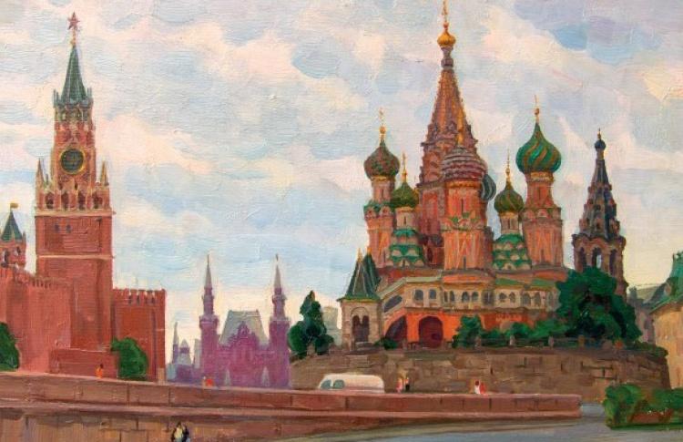 Выставка «Наш город»