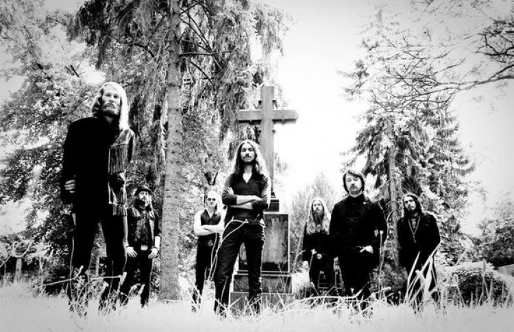 Немецкая группа Kadavar впервые в России