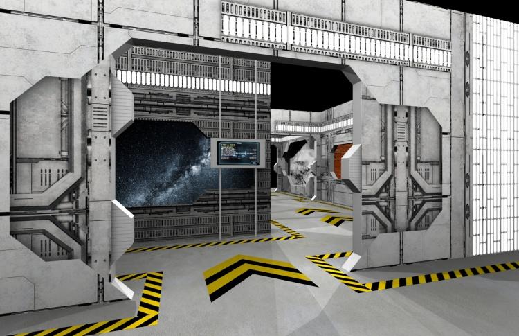 Интерактивное космическое пространство«Sолярис»